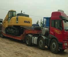 工程机械设备全国运输1